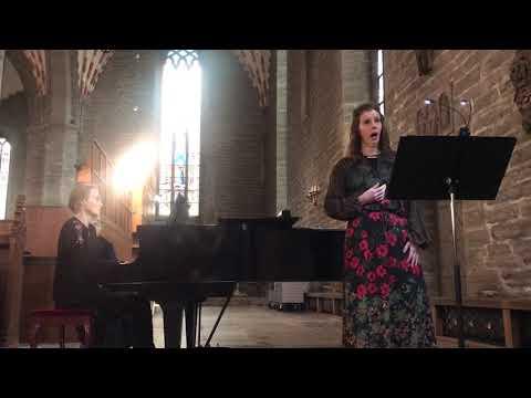 AnnaElisa sings...