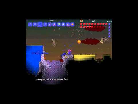 Terraria Multiplayer Episode