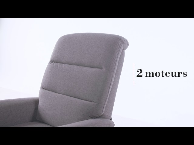 Fauteuil Releveur Kennedy But Youtube