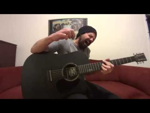 Human (Rag 'n' Bone Man) acoustic cover by Joel Goguen
