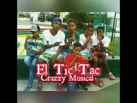 El Tic Tac - Liric Black - Original - Crazzy Musical Vol 1 @
