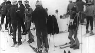 видео: Чемпионат СССР 1983г. Слалом