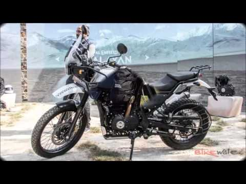 Royal Enfield Himalayan 400cc On Road Price Youtube