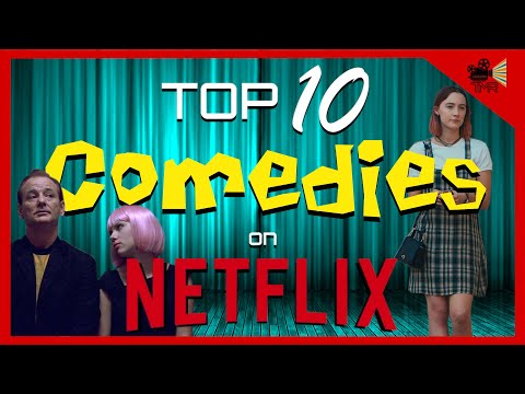 TOP 10 BEST COMEDY MOVIES ON NETFLIX NOW !!
