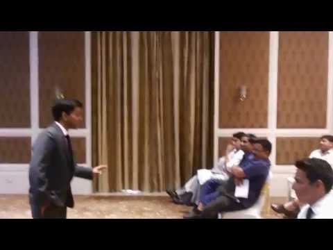 Motivational Training for Hotel Staff at Hotel Jai Mahal Palace by Motivational Corporate Trainer