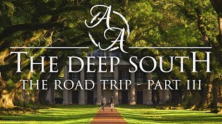 The Deep South in 4K | Hiking Texas, Canoeing the Bayou, and Exploring Oak Alley Plantation