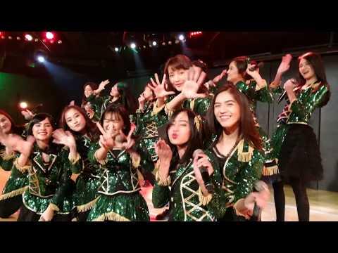 JKT48 TeamJ 青春のラップタイム Seishun no Laptime at JKT Theater