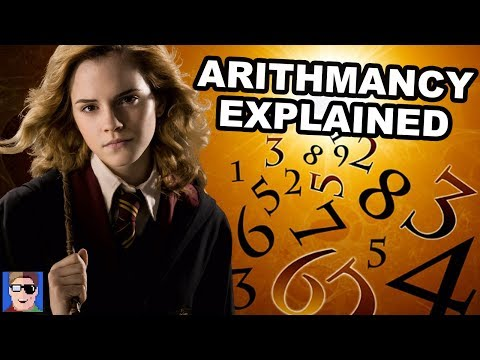 What Is Arithmancy? | Harry Potter Explained