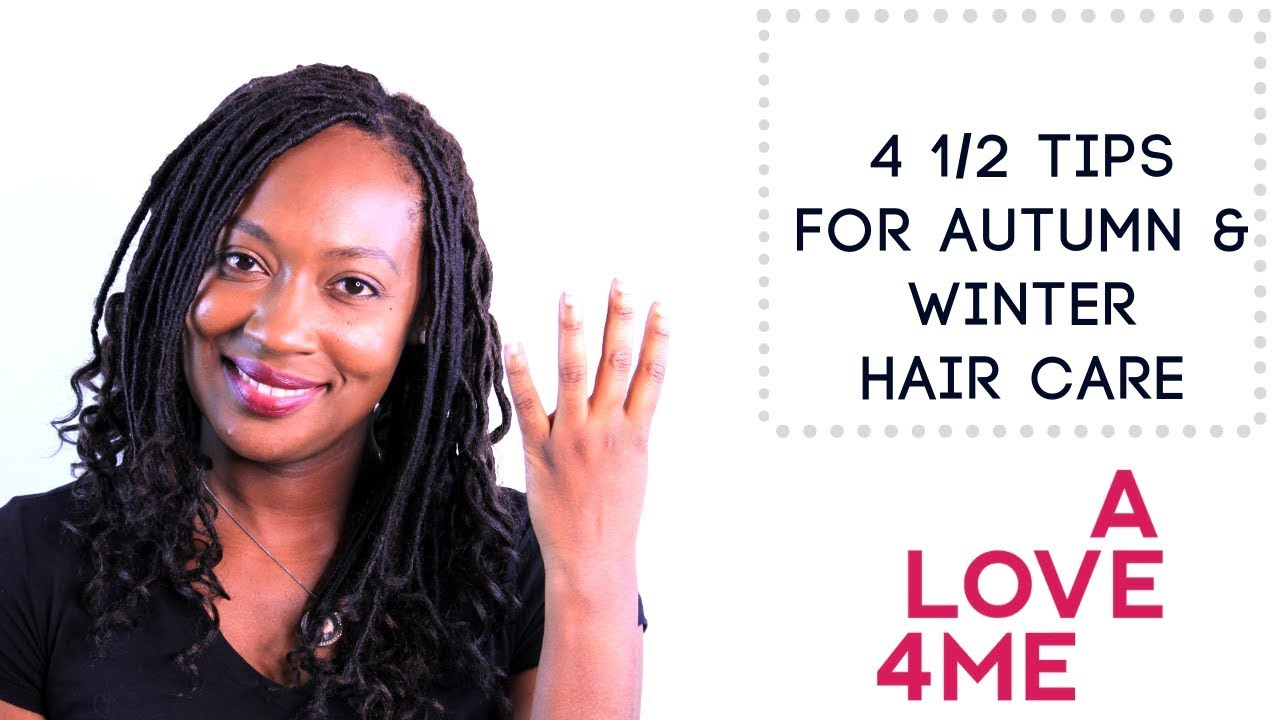 Hair winter care tips 2 video