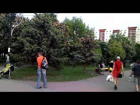 Huawei Vision U8850 - video test 720p