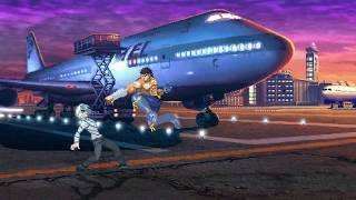 Accelerator vs Kenshiro