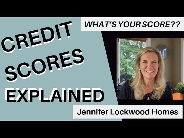 Credit Scores: 5 Things YOU Need to Know!
