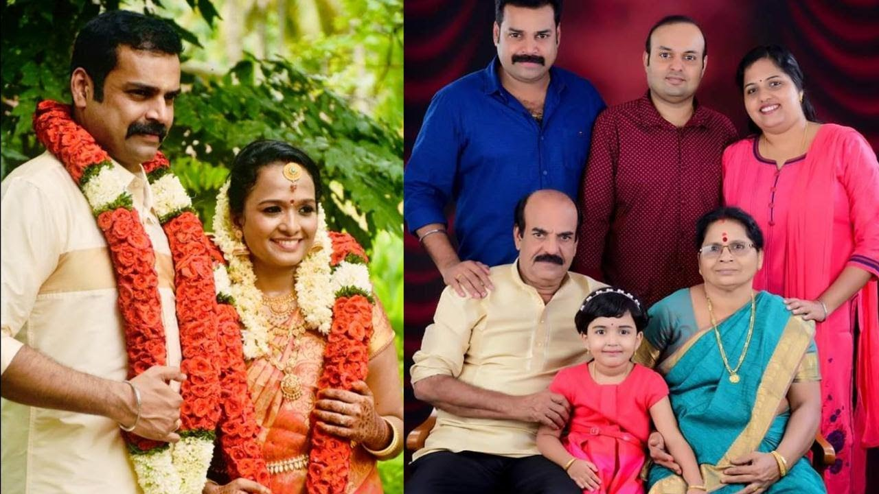BigBoss2 Karuthamuthu Fame Actor Pradeep Chandran Get Married Anupama Family Asianet Serial