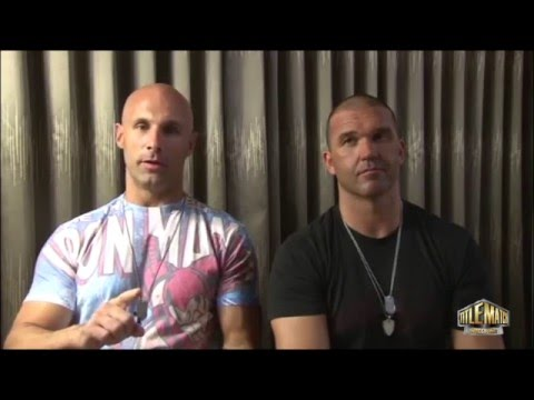 Christopher Daniels & Kazarian Shoot   Getting Fired from Impact Wrestling, AJ Styles, Samoa Joe