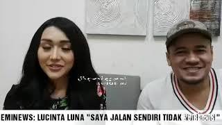 Video EMINEWS : LUCINTA LUNA ANGKAT SUARA TENTANG TUDUHAN RATNA PANDITA download MP3, 3GP, MP4, WEBM, AVI, FLV Juli 2018