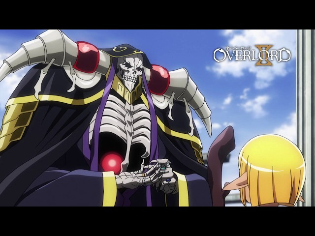 Overlord' Season 2 English Dub Announced For Anime By