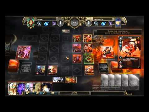 Let's Play Might & Magic Duel of Champions #27b Double Acedemy