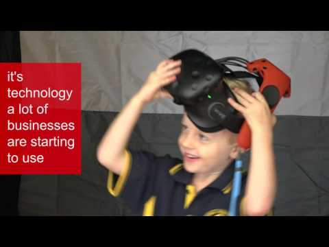 Edwardstown Primary virtual reality