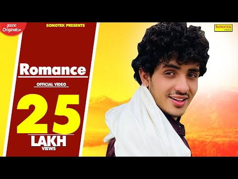 Romance | Diler Singh Kharkiya Ft. RD Parmar | New Haryanvi Video Song