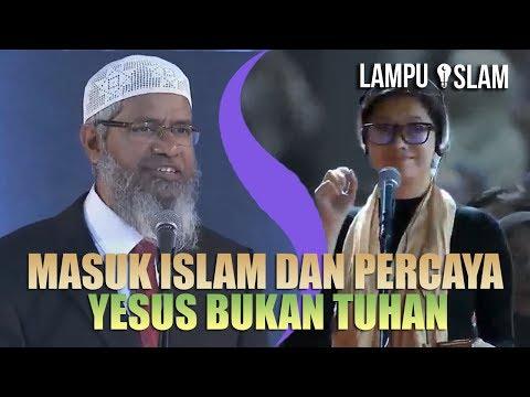 Femi Masuk Islam dan Percaya YESUS BUKAN TUHAN | DR. ZAKIR NAIK