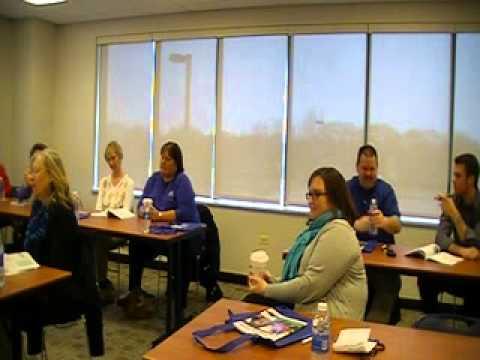 Program Guide Focus Group #5 (Staff #1) - Feb. 12, 2013