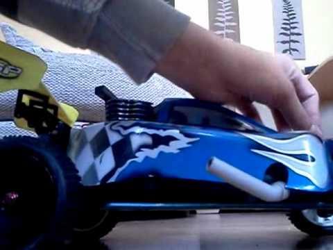 Download hsp backash nitro car