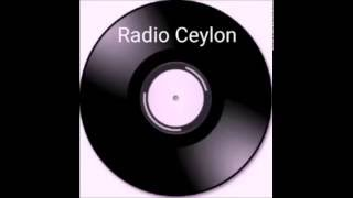 Radio Ceylon - 17-09-2016 =Tribute to Hasrat Jaipuri =