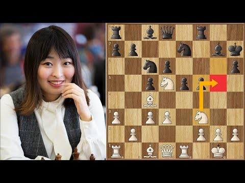 So Close, Yet So Far |  Lagno vs Wenjun Ju | FIDE Women's World Championship 2018