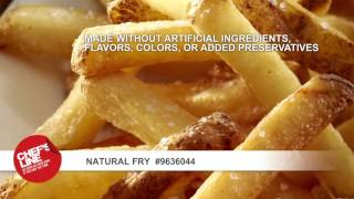 Chef's Line® Natural Fry