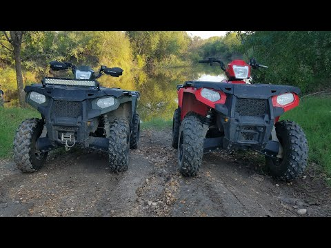 2011/ 16/ Pompe /à essence Polaris Sportsman 570/ Forest EFI