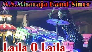 Laila O Laila 🎷 M.S.Maharaja Band🥁 Sinor🎤 12-03-2020📯Ankleshwar.🎺🎹🎵