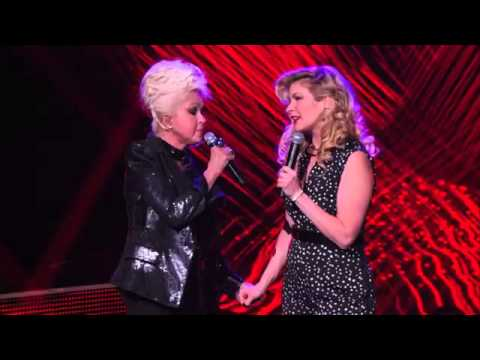 Emily West - True Colors with Cyndi Lauper (America's Got Talent 2014)