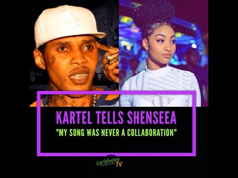 "Vybz Kartel Tells Shenseea ""My Song Was Never A Collaboration"" 