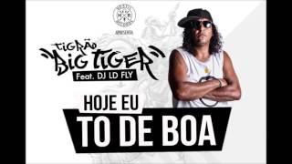 Gambar cover HOJE EU TO DE BOA - TIGRÃO BIG TIGER feat. DJ LD FLY