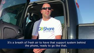 GoShare Review - Driver Edition. Why Truck and Van Owners Love Driving with GoShare.