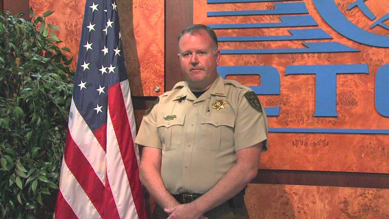 Texting & Driving PSA w/ Sheriff Stacy Nicholson Gilmer County GA