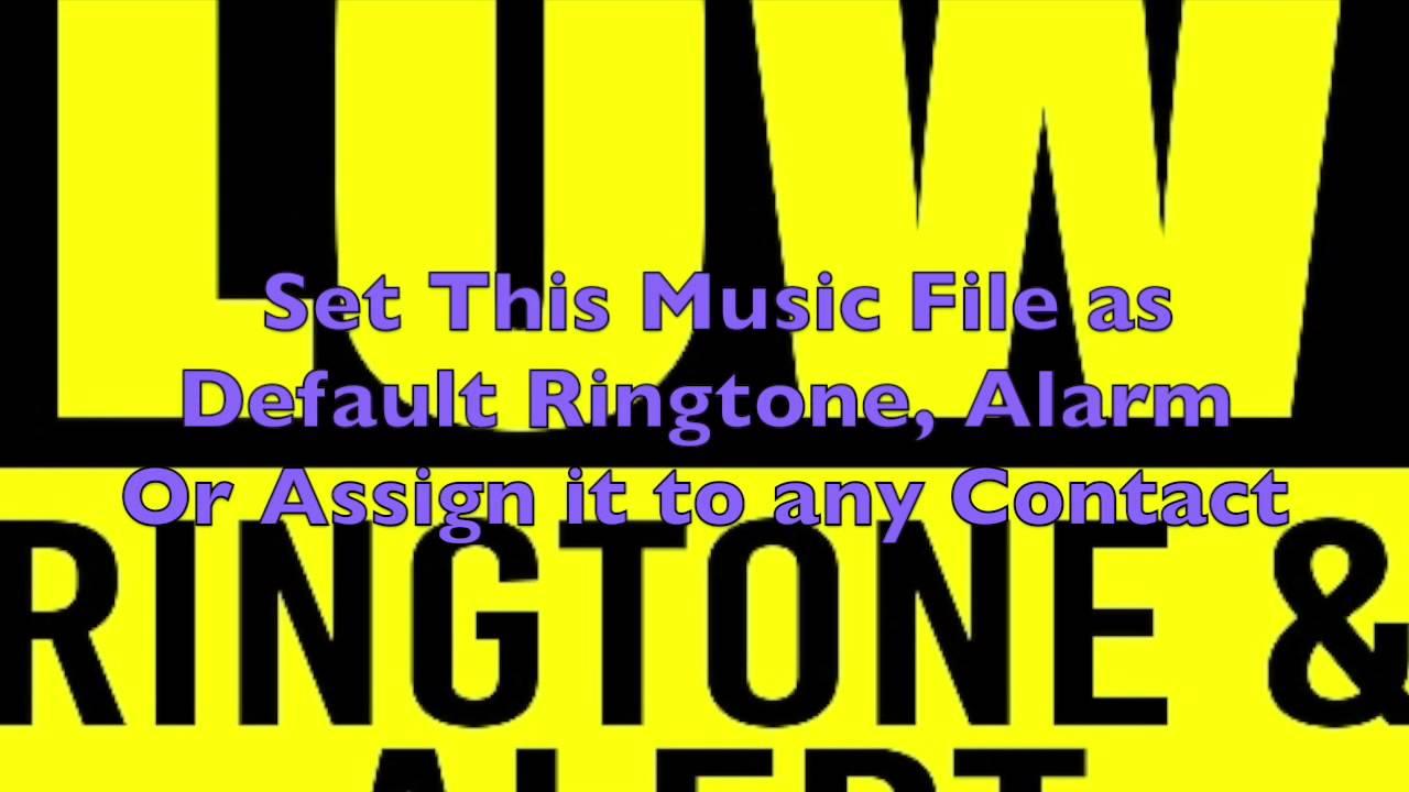 STIHL ringtones
