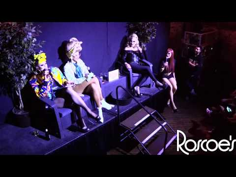 RPDR AS3 Viewing Party hosted by Trannika Rex, Thorgy Thor, Sharon Needles, and Naomi Smalls!