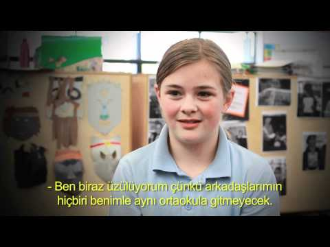In Transit - from Primary to Secondary School TURKISH SUBTITLES