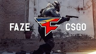 Introducing The New FaZe CS:GO