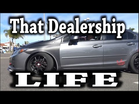 That Dealership Life vlog