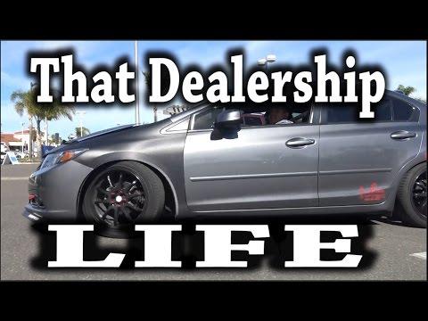 That Dealership Life vlog