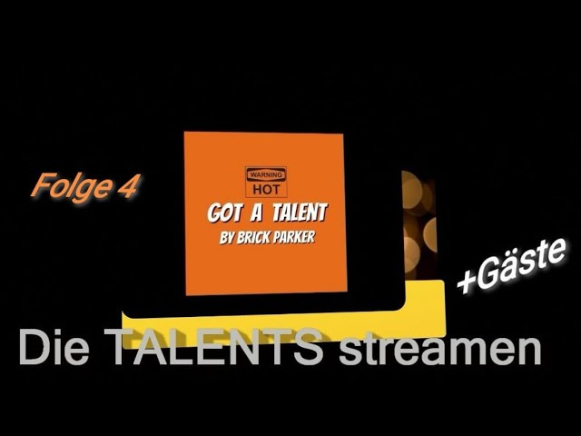 Die TALENTS streamen Folge 4 am Fr. 16.07. um 20:00h + als Gast A.T.