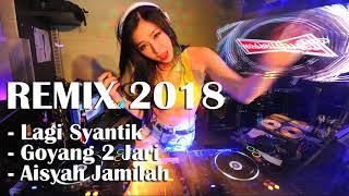 DJ Lagi Syantik Goyang 2 Jari Aisyah Jamilah Terbaru 2018 Full Remix Tik Tok