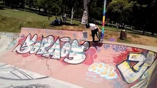 Random Skateboarders: Juan Carlos