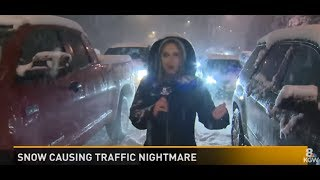 KGW snow coverage with Cassidy Quinn