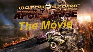 Motorstorm Apocalypse All Cutscenes Movie