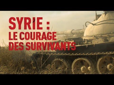 Syrie : le courage des survivants