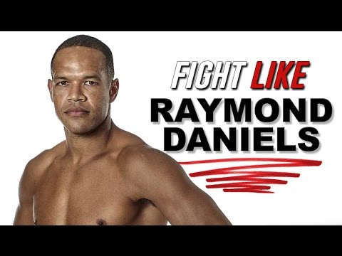3 Explosive Kicks with Kickboxing Star Raymond Daniels