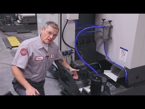 Troubleshooting Coolant Pumps - Haas Automation Service